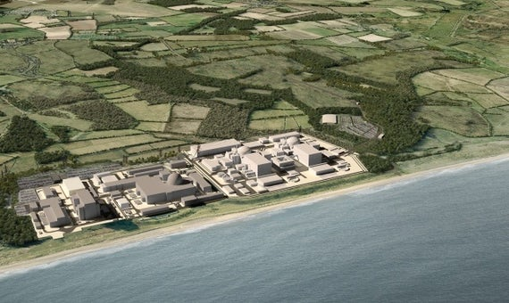 Government To Begin Formal Negotiations With EDF On Sizewell C