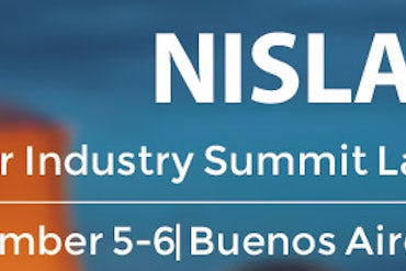 (Past Event) Nuclear Industry Summit Latin America 2019, Buenos Aires, Argentina