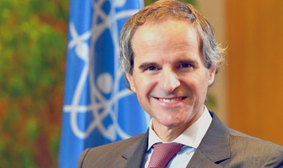 Grossi Praises IAEA's 'Historic Response' To Pandemic