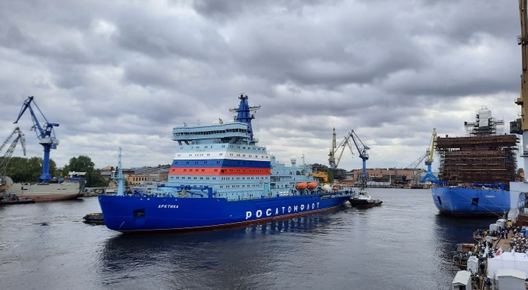 WANO Completes Pre-Startup Peer Reviews Of New Generation Icebreakers