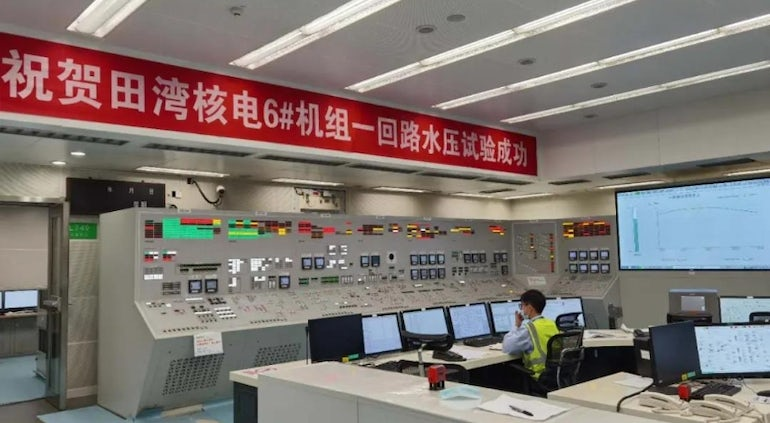 Tianwan-6 Nuclear Power Plant Begins Commercial Operation