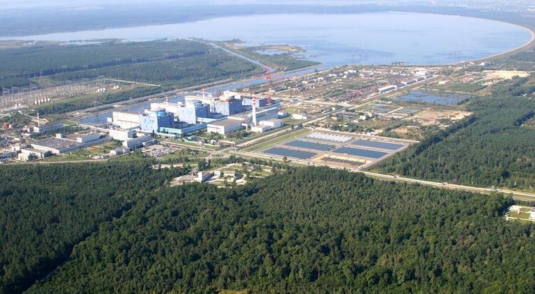 Cabinet 'Approves Plans' For Completion Of Khmelnitski-3 And -4