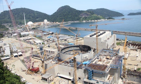 Eletronuclear Launches Tender And Sets Schedule For Angra-3 Completion