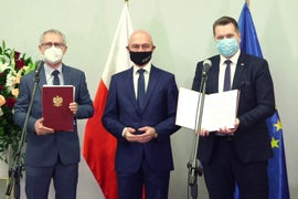 Nuclear Research Centre Signs Agreement For HTGR Development