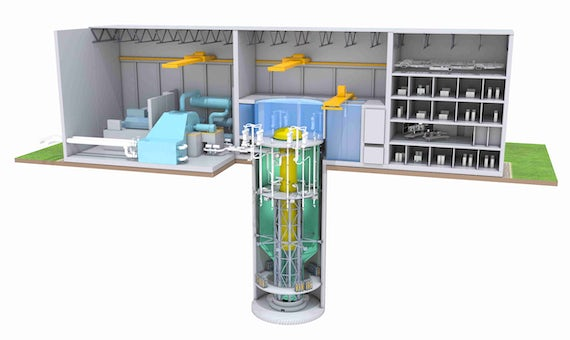 Cameco, GE, Global Nuclear Fuel To Cooperate On BWRX-300 Development