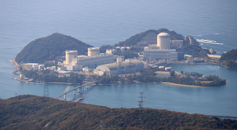 Fuel Loading Completed At Mihama-3, Says Japan Nuclear Group