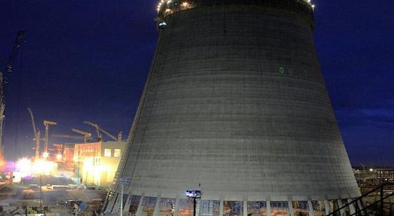 Russia's Generation III+ Plant Begins Final Testing