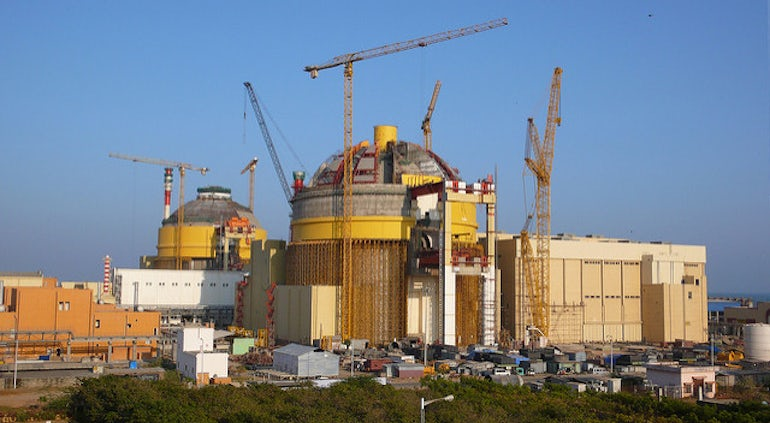For Second Year In A Row, Nuclear Industry Sees 10 Reactor Startups, Says IAEA
