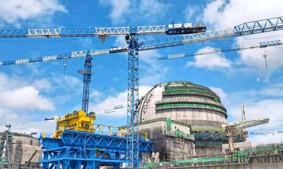Cold Testing Completed At China-Supplied Kanupp-3 Nuclear Plant