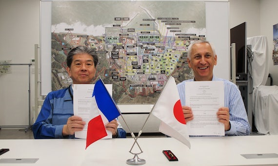 France's Orano To Cooperate With Tepco On Fukushima Decommissioning