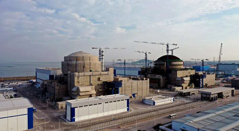 Cold Testing Complete At Fuqing-6 Hualong One Reactor