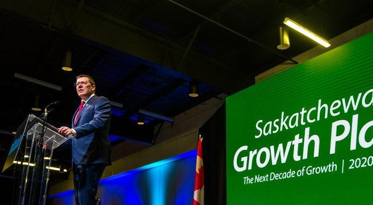 Saskatchewan Premier Urges Trudeau To Consider SMRs