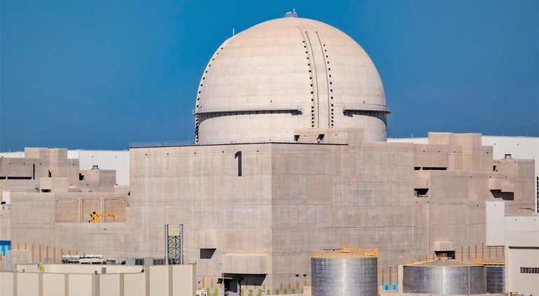Unit 1 Reactor Reaches 50% Of Electrical Production Capacity