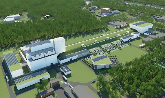 First Contract Signed For Belgian Nuclear Research Facility