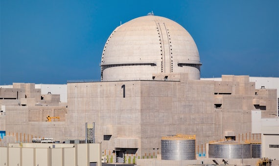 First Commercial Nuclear Plant In Arab World Begins Commercial Operation