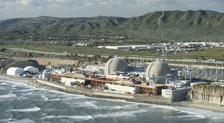 SCE To Begin Dismantling Project At California's San Onofre