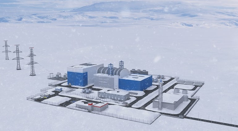 Company Pays $100 Million For Gold Mining Licence, With Commitment To Use Nuclear Power