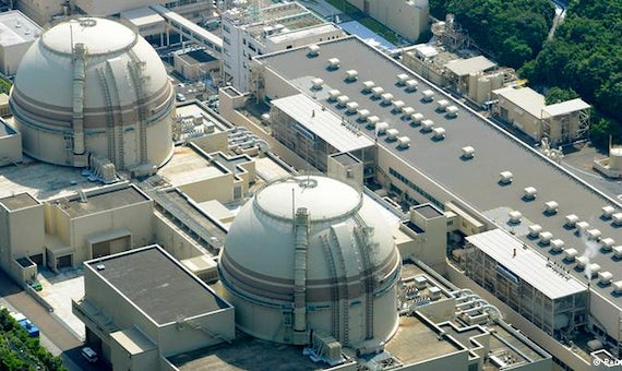 Cabinet Adopts Nuclear Generation Target Of 20-22%