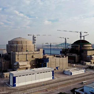 Five-Year-Plan Includes Proposals For Up to 20 New Reactors