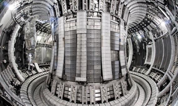 Jet Upgrades Clear Path For Vital Deuterium-Tritium Experiments