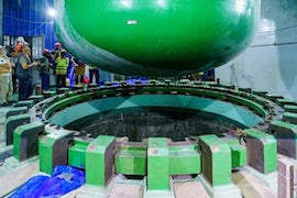 PM Calls For Support From Russia With Plans To Build New Nuclear Station