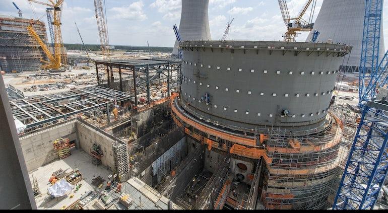 Georgia Power Announces Progress With AP1000