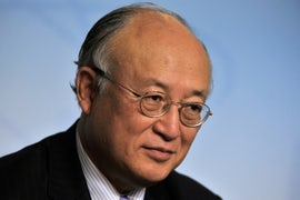 IAEA Announces Death Of Director-General At 72