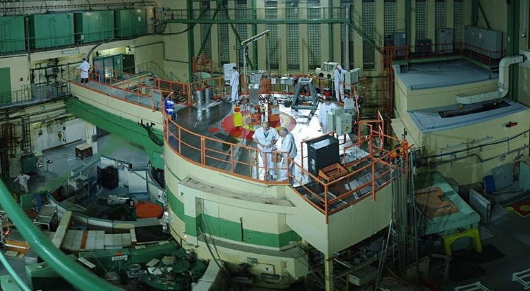 Russia Signs Contract To Supply Research Reactor Fuel