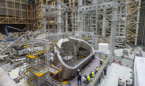 Italy's Ansaldo Nucleare Completes Crucial Welding Project