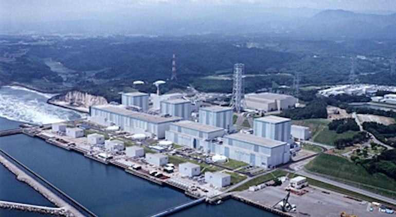 Tepco To Decommission All Four Units At Fukushima-Daini, Reports Say