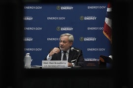 US Energy Secretary Says Processing Could Begin Next Year