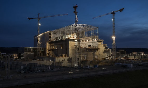 Italian State Shipyard Wins €100m Nuclear Fusion Contract
