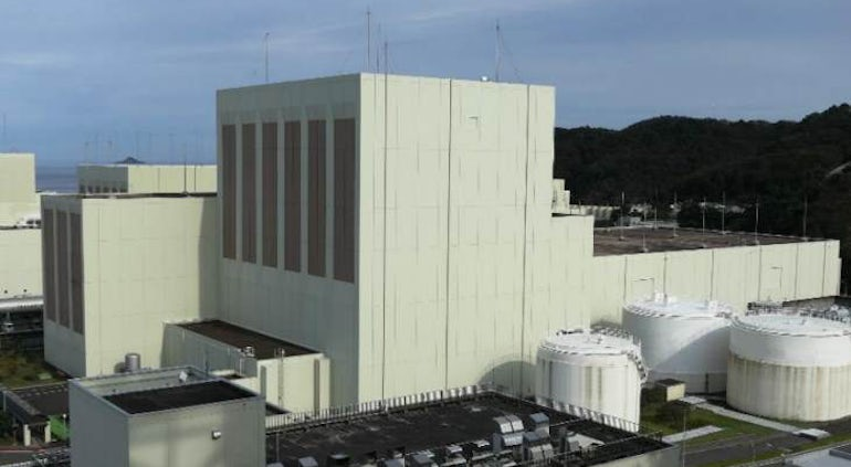Onagawa Sea Wall Scheduled For Completion In FY2020