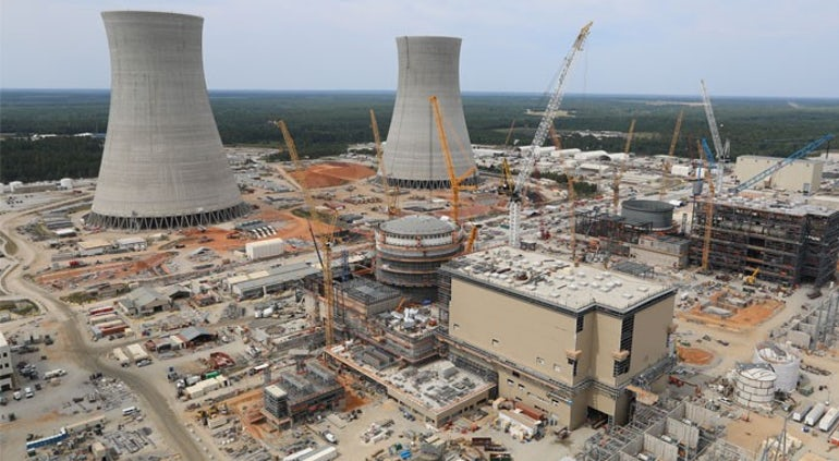 Georgia Power Orders First Nuclear Fuel For New AP1000 Reactor