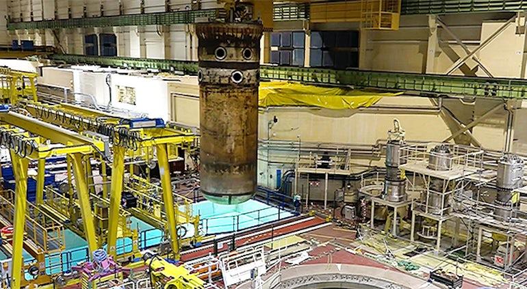 EBRD Announces Decommissioning Milestone At Bohunice-1