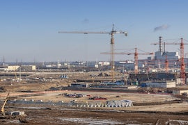 $320 Million Allocated For Kursk Construction In 2020