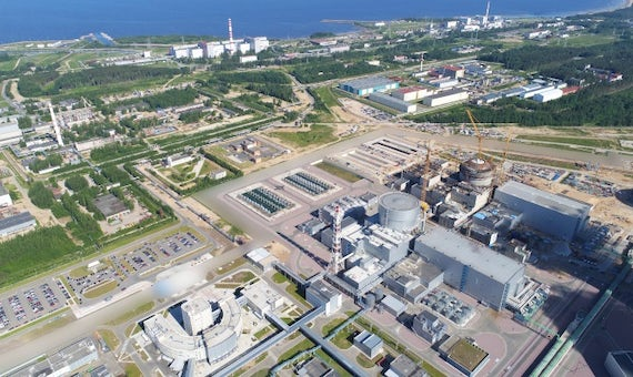 Flushing Of Primary Systems Completed At Leningrad 2-2