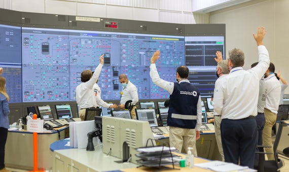 Unit 1 Starts Up At Arab World's First Commercial Nuclear Station