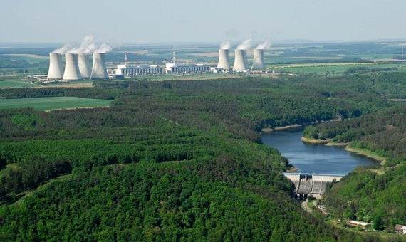 South Korea CEO In Czech Republic To Pitch For Nuclear Plant Tender