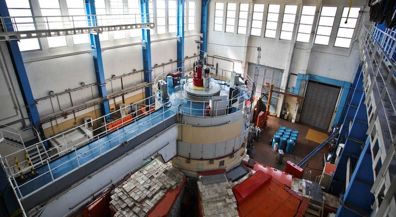 Russia's Tvel Delivers Fuel Batch For Budapest Research Reactor