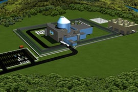 Company Considering SMR At Oyster Creek Nuclear Site