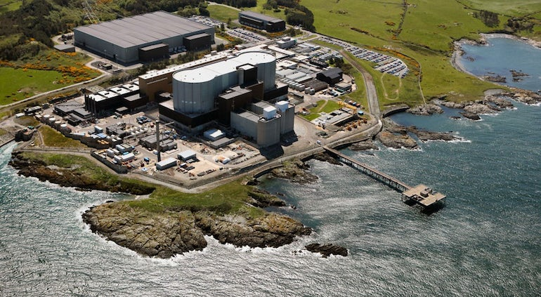 Government 'In Talks' Over Plans To Revive Abandoned Wylfa Nuclear Project