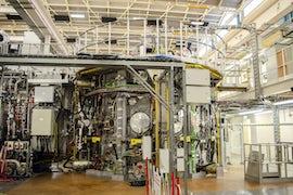 First Plasma Achieved At UK's £55m 'Mast' Tokamak