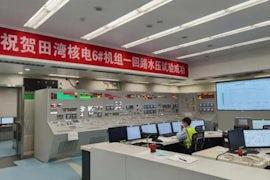 Hot Functional Testing Begins At Tianwan-6
