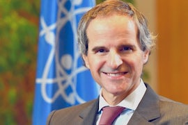 IAEA Still Helping To Tackle 'Challenge Of Water', Says Grossi