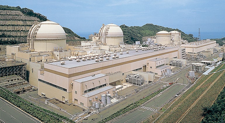 Governor Approves Restart Of Japan's Ohi-3 And -4
