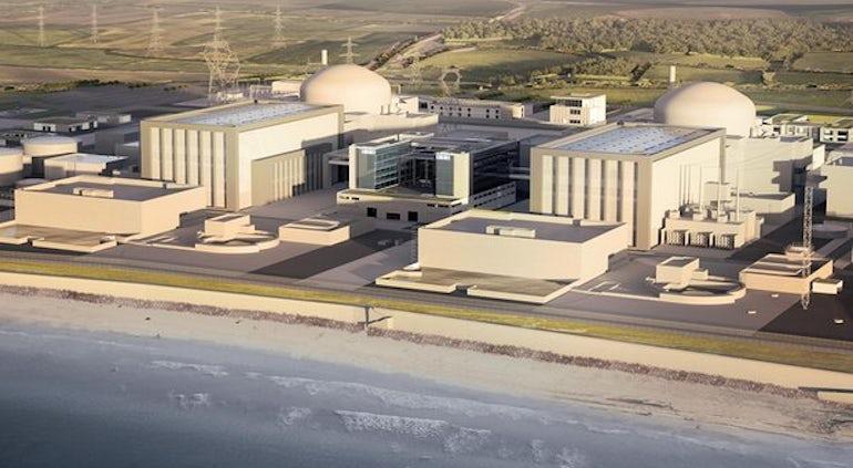 Hinkley Point C Nuclear Station Gets Go-Ahead