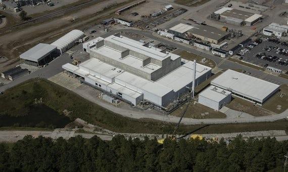 DOE Completes Key Testing Phase At Salt Waste Processing Facility