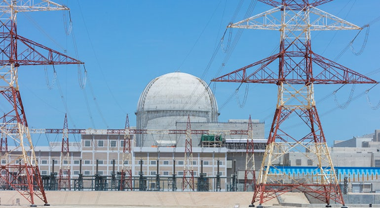 Doosan Wins Maintenance Contract For UAE's First Nuclear Station