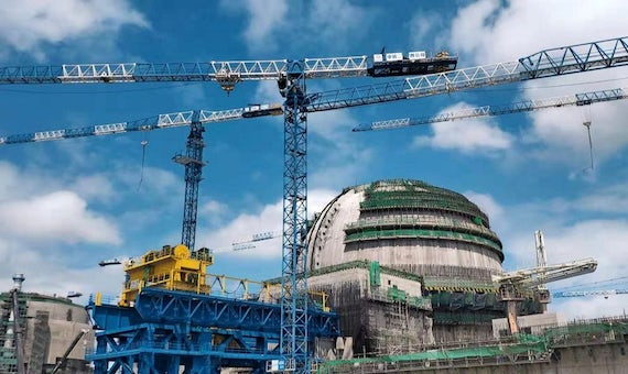 Fuqing-5 On Schedule For Commercial Operation By End Of Year